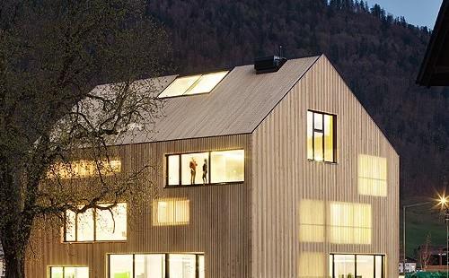 Das neue Zuhause der Wälder Versicherung VaG