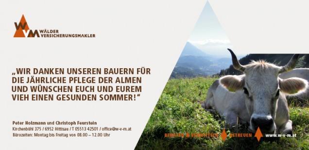 Den Alpen wird wieder Leben eingehaucht!