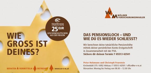 Das Pensionsloch - und wie du es wieder schließt