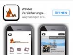 Die WVM App, exklusiv für unsere Kunden…